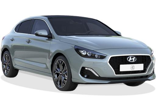 Hyundai i30 Fastback-1008