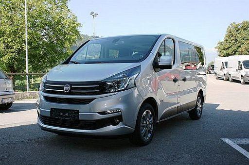 Talento  Panorama 3,0t 2,0 EcoJet 145 L1H1 Executive, Executive, 146 PS, 5 Türen, Schaltgetriebe