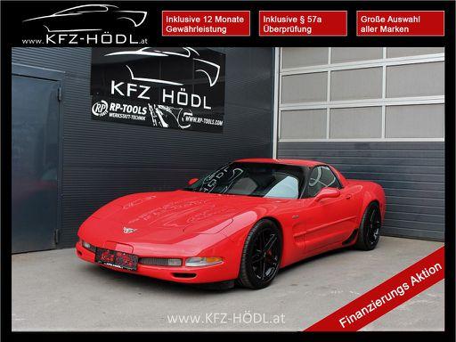 Corvette  C5 Z06, Corvette C5 Z06, 411 PS, 3 Türen, Schaltgetriebe