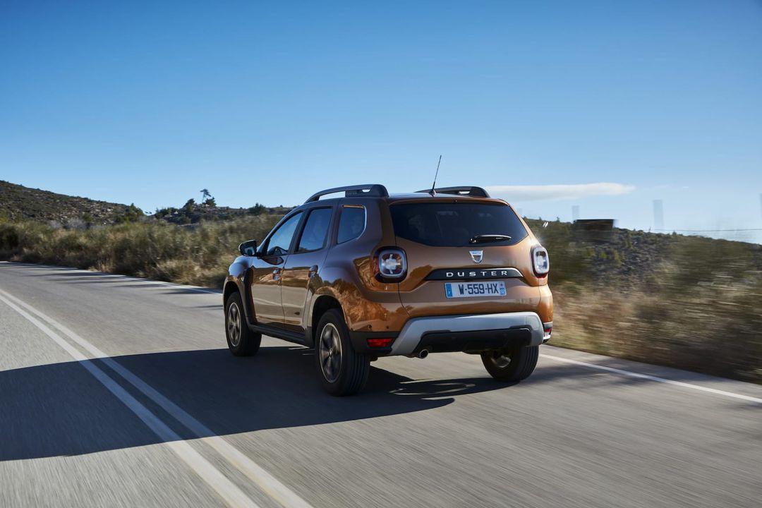 Souverän wie immer: Der neue Dacia Duster