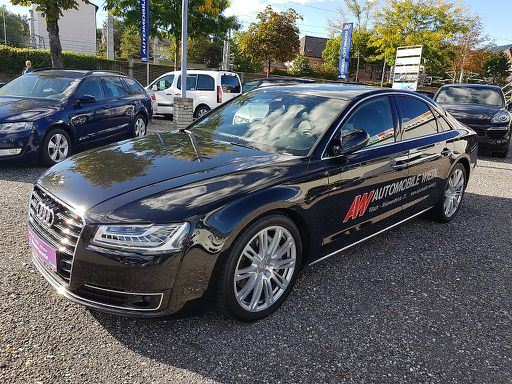 "A8  3,0 TDI clean Diesel quattro Tiptronic +++20""++LED++Alcantara++VOLL+++, 258 PS, 4 Türen, Automatik"