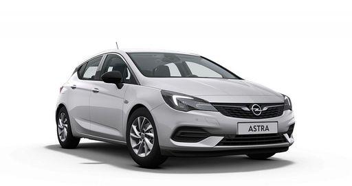 Astra  1,2 Turbo Direct Injection, 110 PS, 5 Türen, Schaltgetriebe