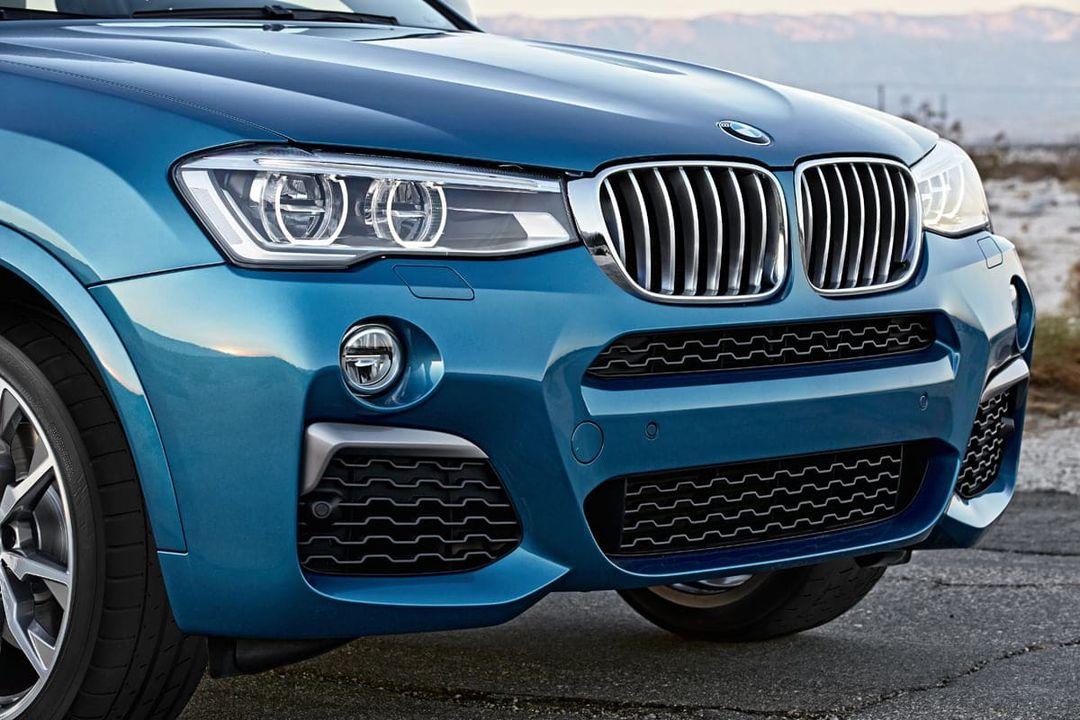 BMW X4 - BMWs kompakter Stadtpanzer-2