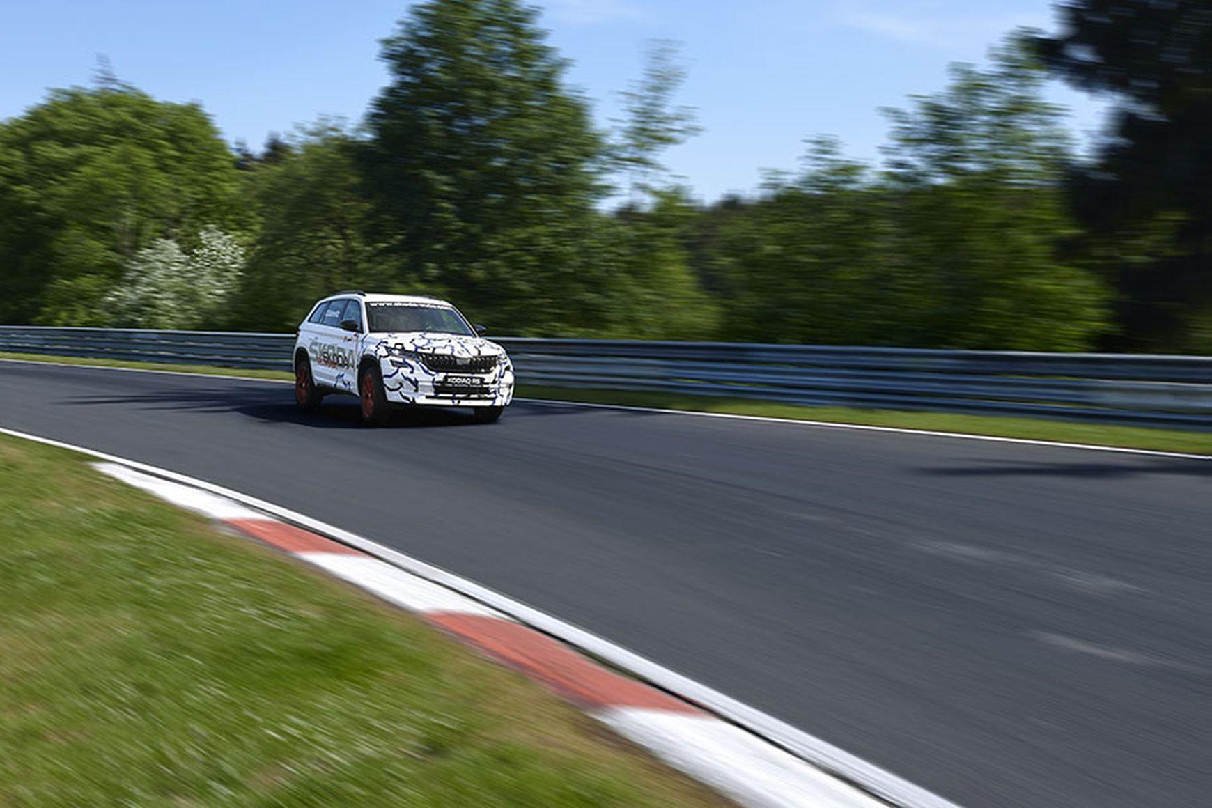 Skoda-Kodiaq-RS-Nürburgring