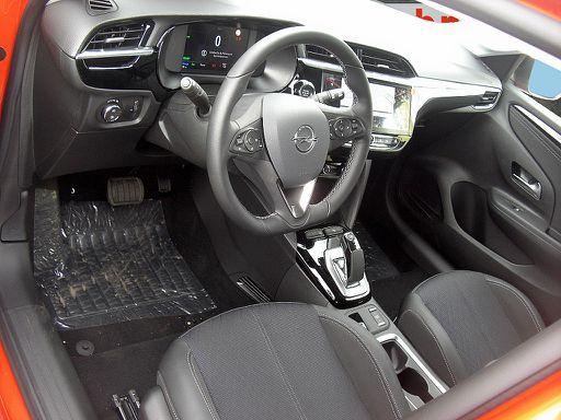 Corsa -e e-Elegance, e-Elegance, 136 PS, 5 Türen, Automatik