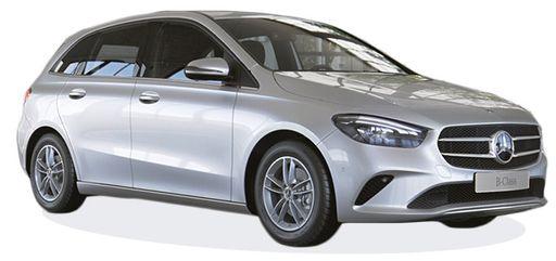 Mercedes B-CLASS-518