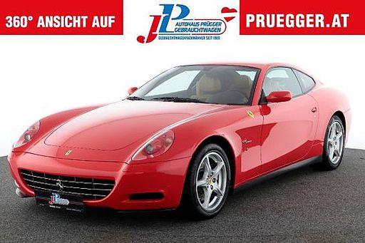 612 Scaglietti  F1, 540 PS, 2 Türen, Automatik