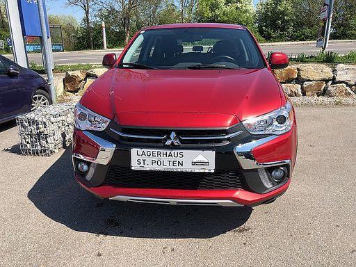 ASX  2,0 MIVEC Inform Plus AWD CVT Aut., Inform Plus, 150 PS, 5 Türen, Automatik