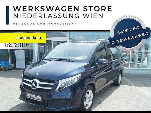 V-Klasse V 220 d Lang Edit Sport+DAB+Kam+Totw+7S+ILS+Mopf  Navi/Klima, 163 PS, 5 Türen, Automatik