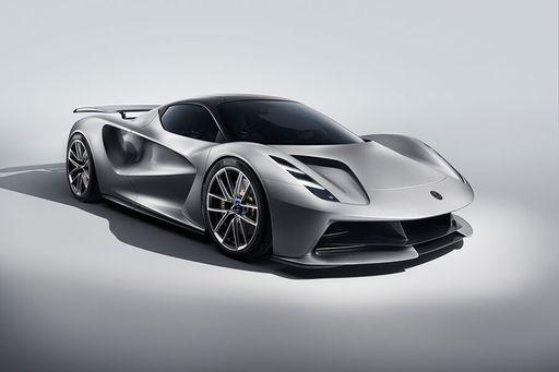 Der Lotus Evija ist das stärkste Serienfahrzeug der Welt.