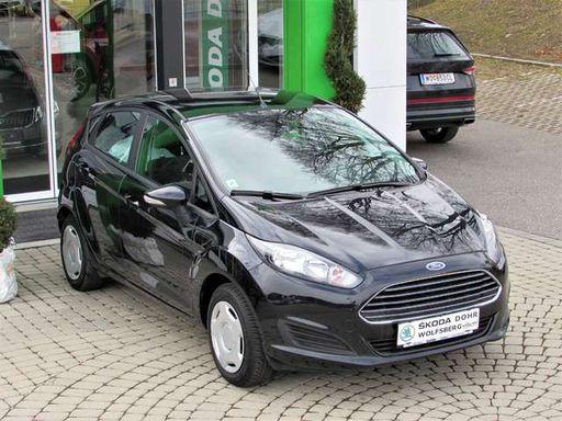 Fiesta 1.25, Trend, 60 PS, 5 Türen, Schaltgetriebe