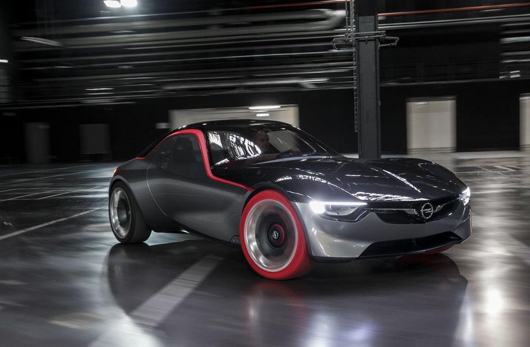 Opel GT Concept - Wenn Tradition auf Zukunft trifft-1
