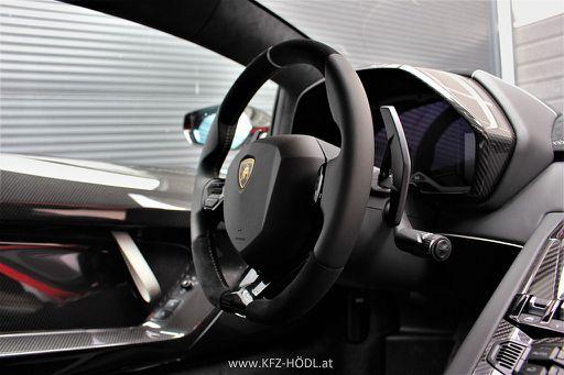 Aventador  SVJ LP770-4, 770 PS, 2 Türen, Automatik