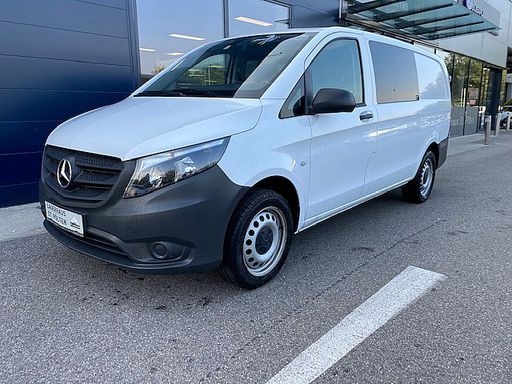 Vito  116 BlueTec 4x4 BusinessVan Classic lang, BusinessVan Classic, 163 PS, 4 Türen, Automatik