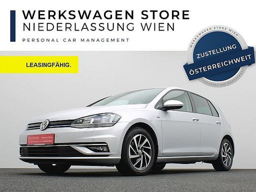 Golf  VII 1.5 TSI 5 Jahres Garantie Navi ACC Klima/Sitzhzg., 131 PS, 4 Türen, Schaltgetriebe