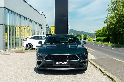 Mustang Fastback Mustang 5,0 Ti-VCT V8 Bullitt, Bullitt, 460 PS, 2 Türen, Schaltgetriebe