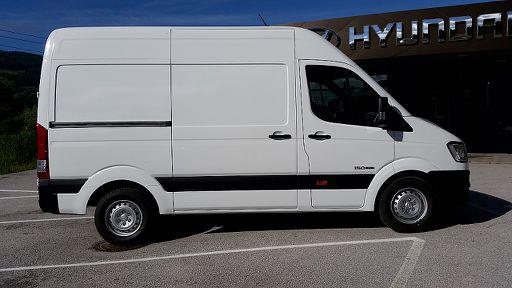 H350 H350 VAN L2H2 ECO 2,5 CRDi 2WD MT 700k-P1-O1/2, 150 PS, 4 Türen, Schaltgetriebe