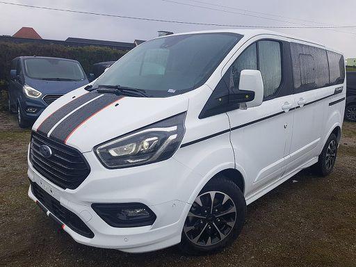Tourneo Custom  2,0 EcoBlue 320 L1 Sport Aut., 186 PS, 5 Türen, Automatik