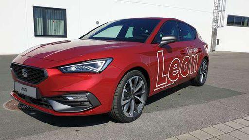 Leon 1.5 eTSI ACT DSG, FR, 150 PS, 5 Türen, Automatik