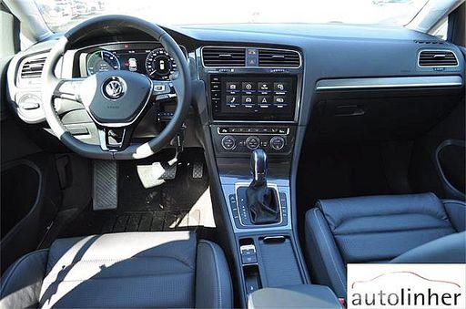 e-Golf  (mit Batterie), 136 PS, 5 Türen, Automatik-122244