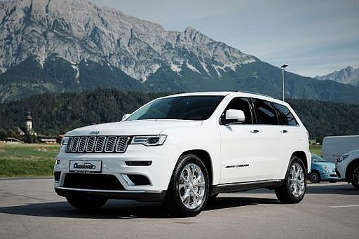 Grand Cherokee  3,0 V6 CRD Summit, Summit, 250 PS, 5 Türen, Automatik