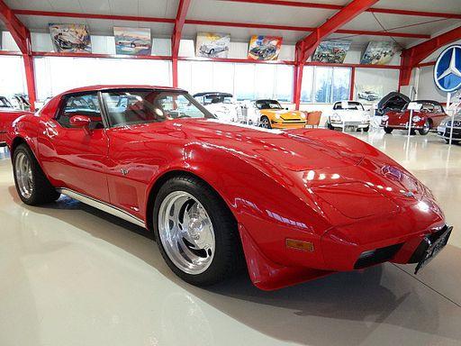 Keine Kategorie Corvette C3 Stingray, 500 PS, 2 Türen, Automatik