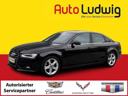 A4 Limousine A4 2,0 TDI ultra, 163 PS, 4 Türen, Schaltgetriebe