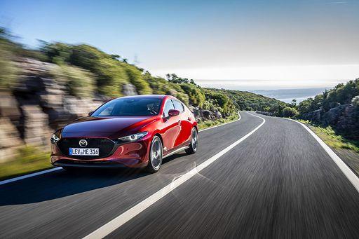 Der neue Mazda3 kommt im März 2019 in Österreich auf den Markt.