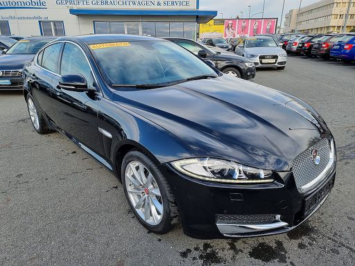 XF  2,2 Diesel Luxury, 200 PS, 4 Türen, Automatik