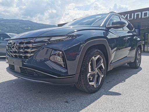 Tucson  1,6 T-GDI 4WD 48V Prestige Line DCT, Prestige Line, 180 PS, 5 Türen, Automatik
