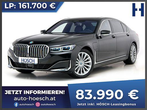7er Limousine 745Le xDrive Pure Excellence Aut., 394 PS, 4 Türen, Automatik