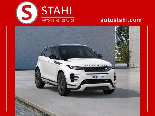 Range Rover Evoque  P300e PHEV R-Dynamic Aut. | Auto Stahl Wien 22, 309 PS, 5 Türen, Automatik