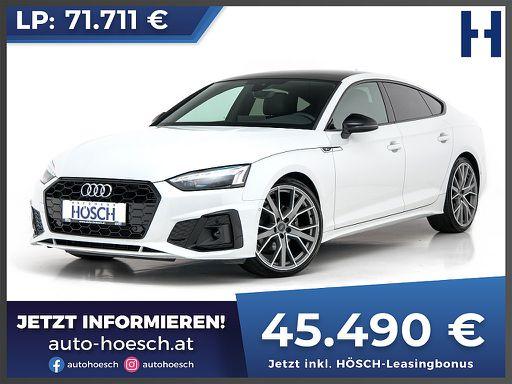 A5 Sportback  35 TDI S-Line Aut., 163 PS, 5 Türen, Automatik