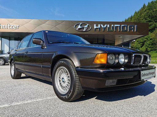 7er Limousine 750i L Aut., 299 PS, 4 Türen, Automatik