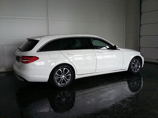 C-Klasse T-Modell C 180 d T Avantgarde Automatic *NP € 47.451,- / LED / NAVI*, 116 PS, 5 Türen, Automatik