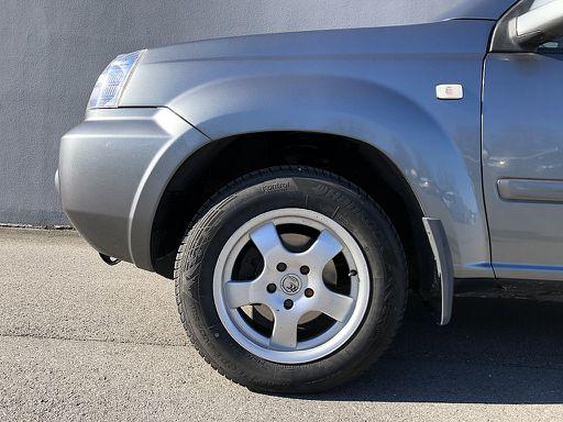 X-Trail X-TRAIL 2,0 16V, 140 PS, 5 Türen, Schaltgetriebe