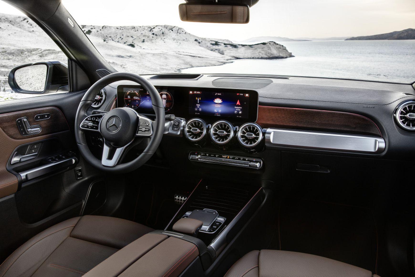 Mercedes GLB-Klasse