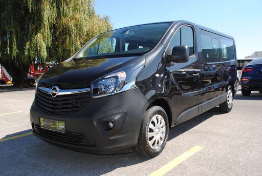 Vivaro Combi BiTurbo, 125 PS, 5 Türen, Schaltgetriebe