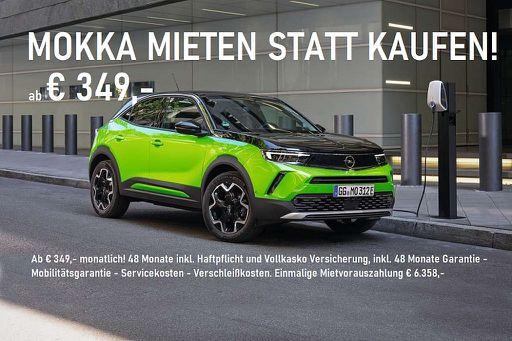 Mokka -e Elektromotor Euro 6d - 3 Phasig 100 kW -e, Mokka-e, 136 PS, 5 Türen, Automatik