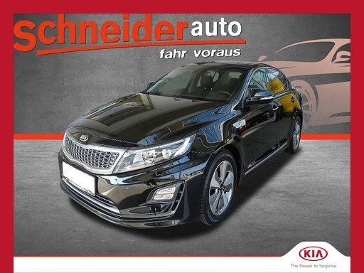 Optima  2,0 CVVL Hybrid Aut., 150 PS, 4 Türen, Automatik
