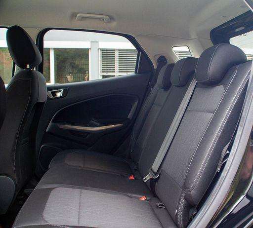 Ecosport EcoSport 1,0 EcoBoost Trend, Trend, 125 PS, 5 Türen, Schaltgetriebe
