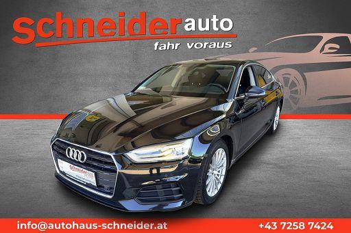 A5 Sportback A5 SB 2,0 TDI S-tronic, 190 PS, 5 Türen, Automatik