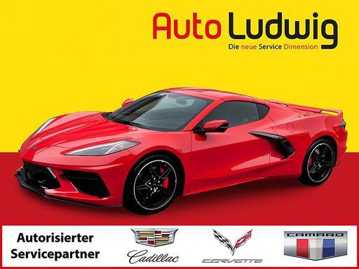 Corvette  C8 Coupe Z51 6.2 V8 Europamodell jetzt bei uns best, 502 PS, 2 Türen, Automatik