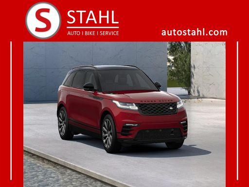 Range Rover Velar  P400e PHEV R-Dynamic SE Aut.| Auto Stahl Wien 22, R-Dynamic SE, 301 PS, 5 Türen, Automatik