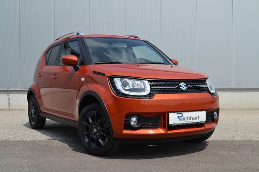 Ignis  1,2 DualJet Hybrid shine, shine, 90 PS, 5 Türen, Schaltgetriebe
