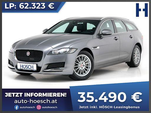 XF Sportbrake  20d E-Performance Prestige Aut., 163 PS, 5 Türen, Automatik