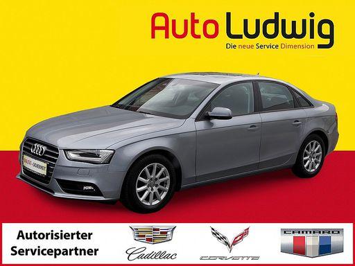 A4 Limousine A4 2,0 TDI ultra, 136 PS, 4 Türen, Schaltgetriebe