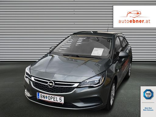Astra  1,0 Turbo ECOTEC Direct Injection Edition, Edition, 90 PS, 5 Türen, Schaltgetriebe