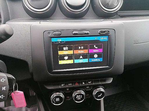 Duster  SCe 115 S&S Comfort, 114 PS, 5 Türen, Schaltgetriebe