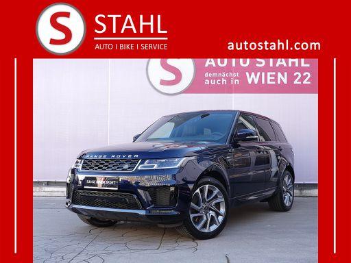 Range Rover Sport  2,0 P400e PHEV HSE   Auto Stahl Wien 20, 301 PS, 5 Türen, Automatik